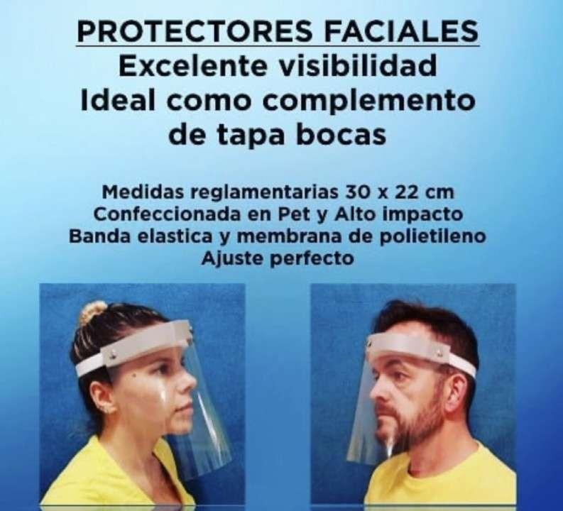 Protectores faciales - 1