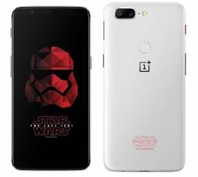 Celular OnePlus 5T Star Wars Limited Edition