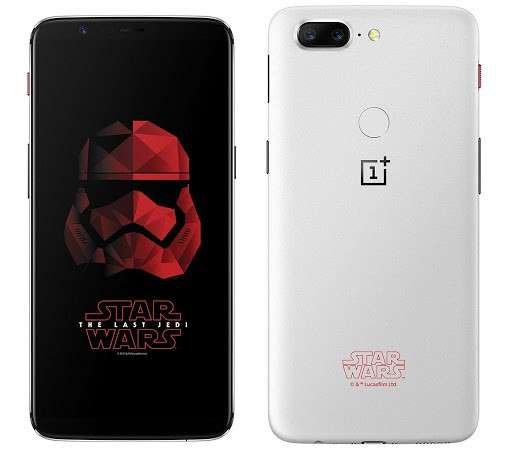 Celular OnePlus 5T Star Wars Limited Edition - 0