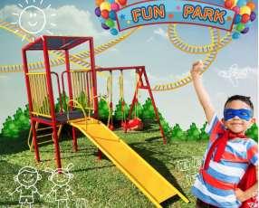 Parque infantil de primera
