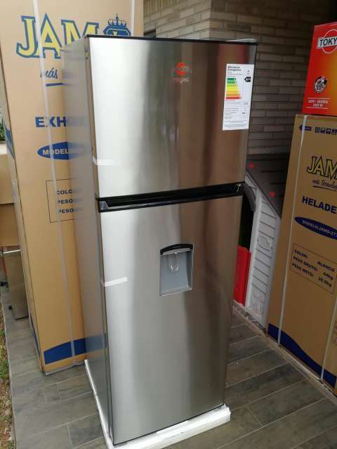 Heladera tokyo 450 litros comercial inoxidable frío húmedo - 2