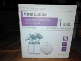 Extractor de leche eléctrico Real Bubee