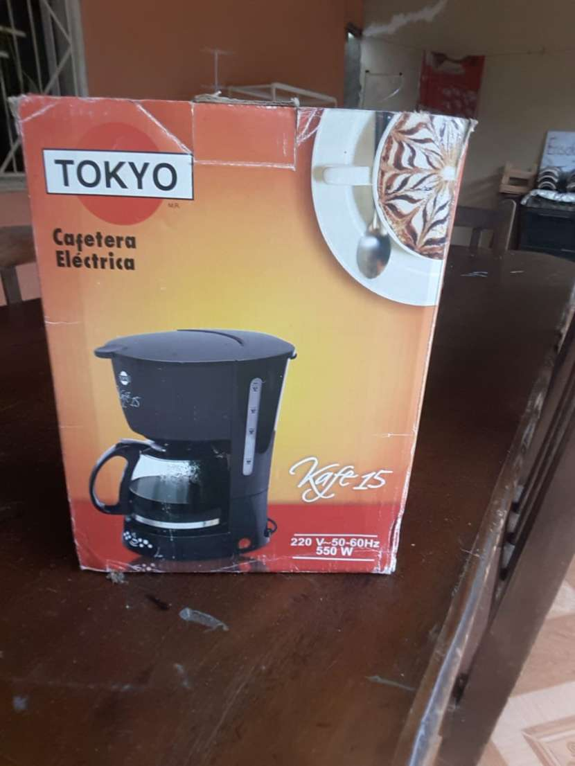 Cafetera eléctrica Tokyo - 0