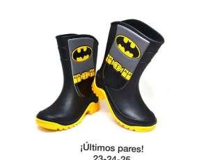 Bota de lluvia Batman criatura