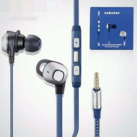 Auricular Samsung tipo S9 con cable reforzado - 0