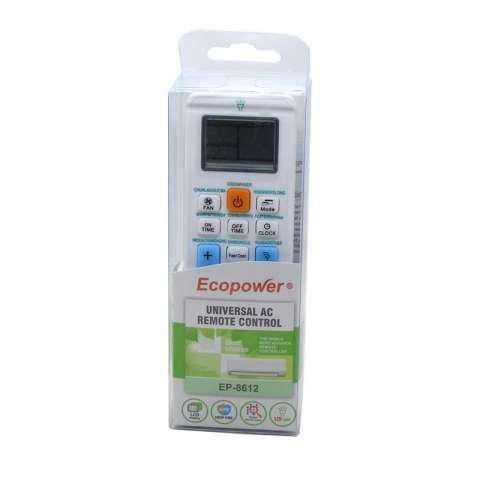Control universal de aire acondicionado Ecopower