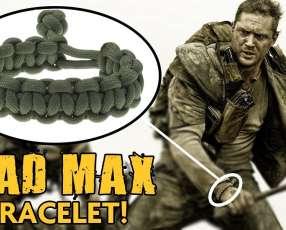 Brazaletes de Mad Max Fury Road
