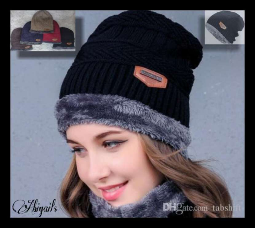 Gorras para el invierno - 1