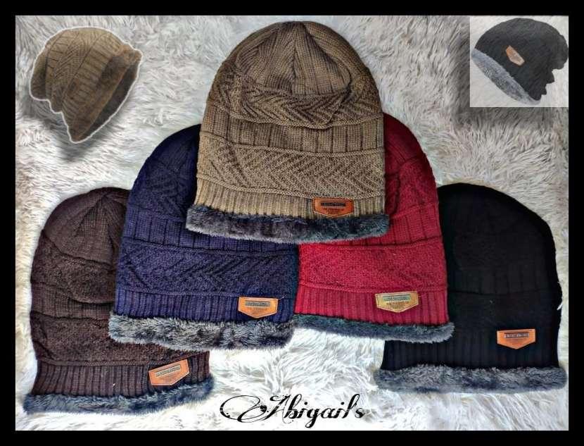 Gorras para el invierno - 2