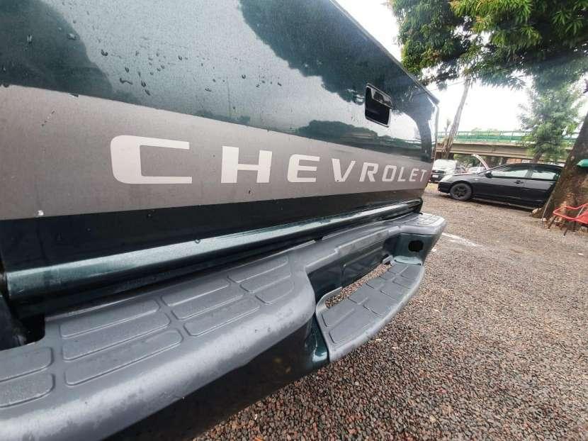 Chevrolet s10 motor bmw diesel 2.8 caja mecanica - 8