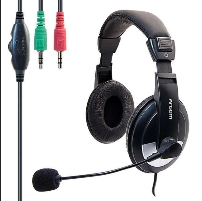 Auricular estéreo Argom Pro 75 - 0