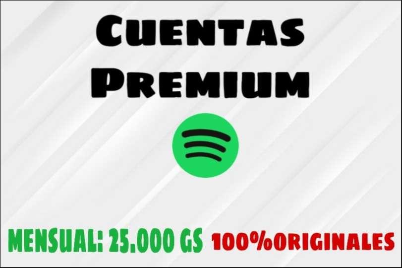 Cuentas Premium - 0
