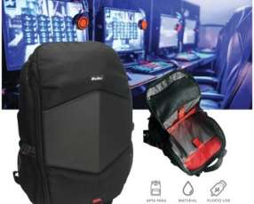Mochila gaming kvm-392 p/ notebook hasta 17,5″
