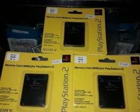 Memory Card de 8 MB Playstation 2
