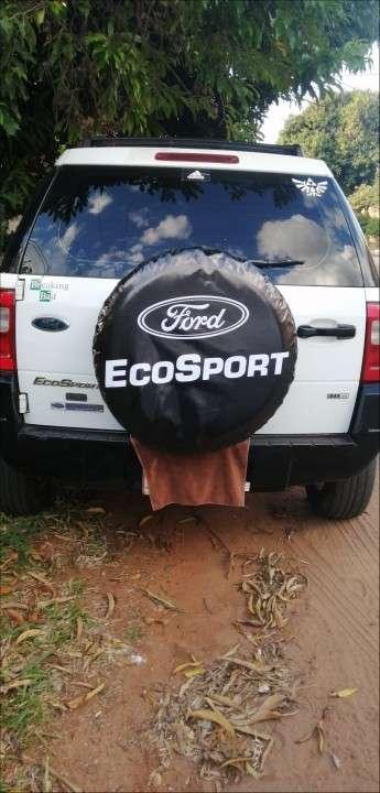 Cobertor de rueda de auxilio - 1