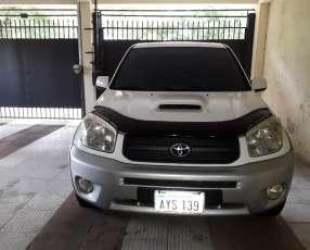 Toyota Rav4 2004 diésel