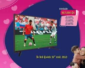 Televisor de 32 pulgadas HD
