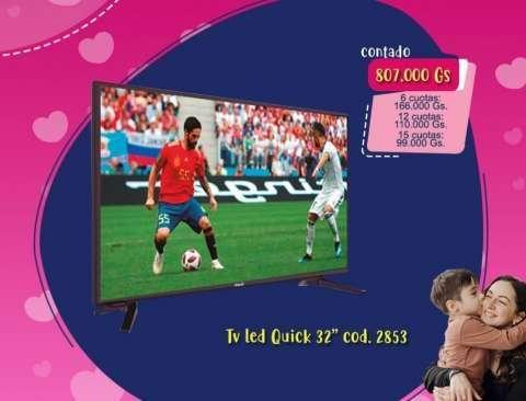 Televisor de 32 pulgadas HD - 0
