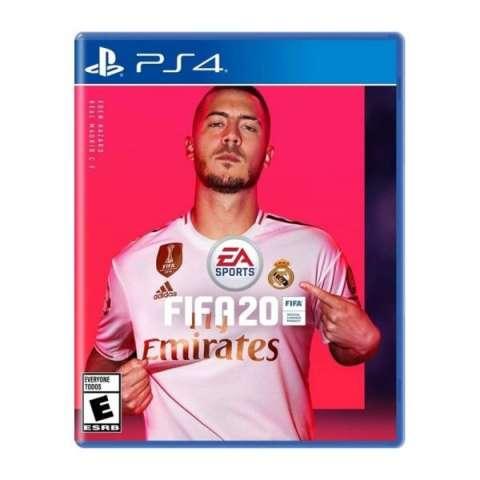 Juego de PS4 Fifa 20