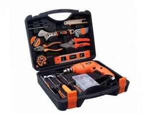 Kit de herramientas profesional 60 piezas