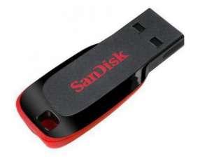 Pendrive Sandisk Cruzer Blade 32GB Z50