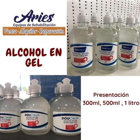 Alcohol en Gel al 70% en Paraguay