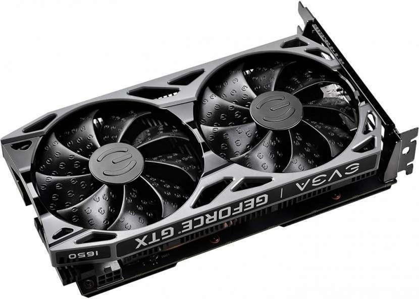 Placa de Video Evga gtx1650 sc ultra Gaming 4gb ddr5 - 2
