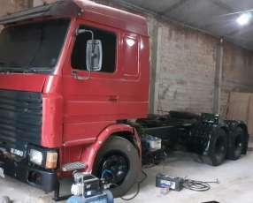 Scania 113 360 trucado