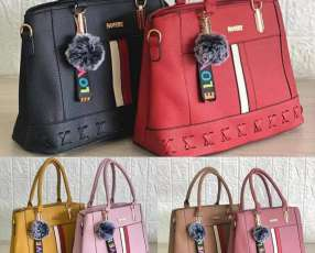 Carteras y mochilas