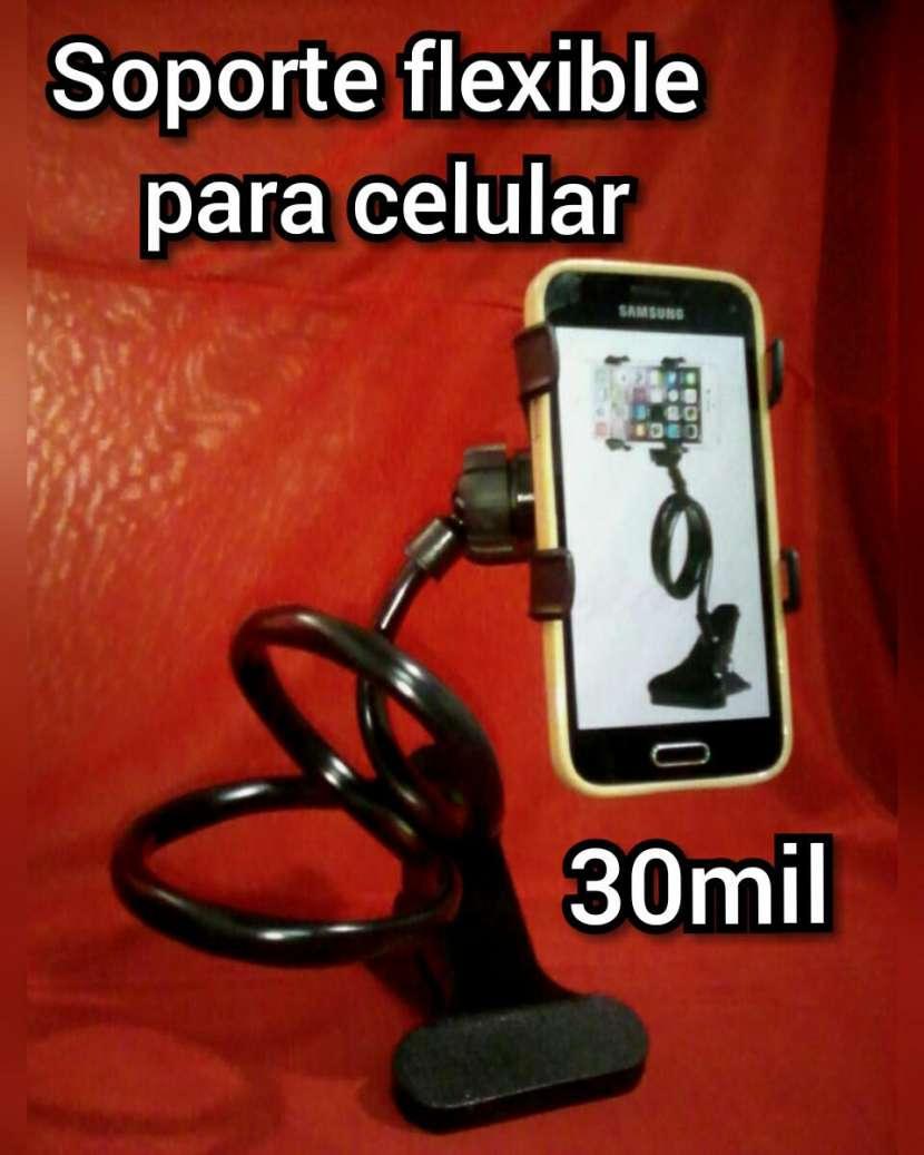 Soporte para celular - 0