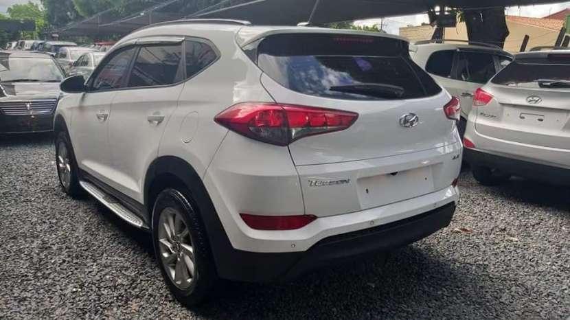 Hyundai tucson 2017 motor 2.0 turbo diesel - 2