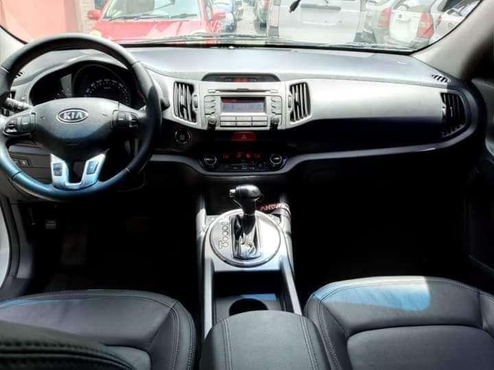 Kia sportage 2011 turbo diesel motor 2.0 automatico- secuencial - 3