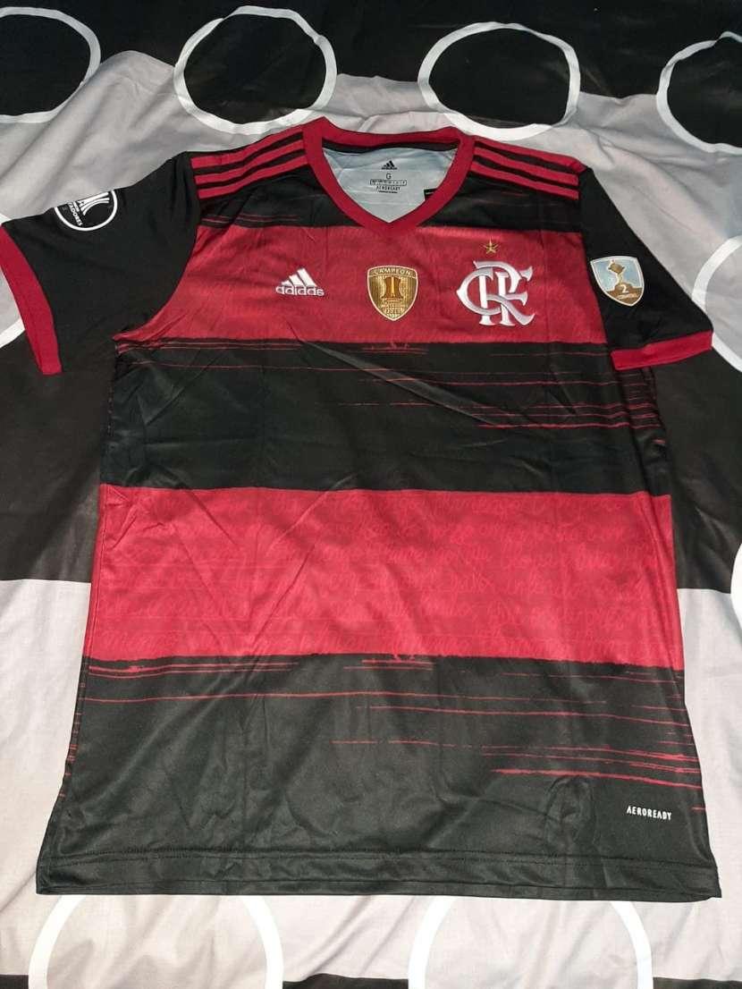 Camiseta Flamengo 2020 Nuevo Original - 0