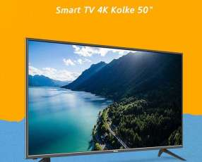 Smart tv 4K Kolke 50 pulgadas