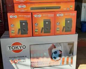 Tv LED Smart full HD tokyo de 50