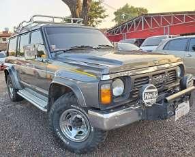 Nissan patrol safari 1991 caja mecanica