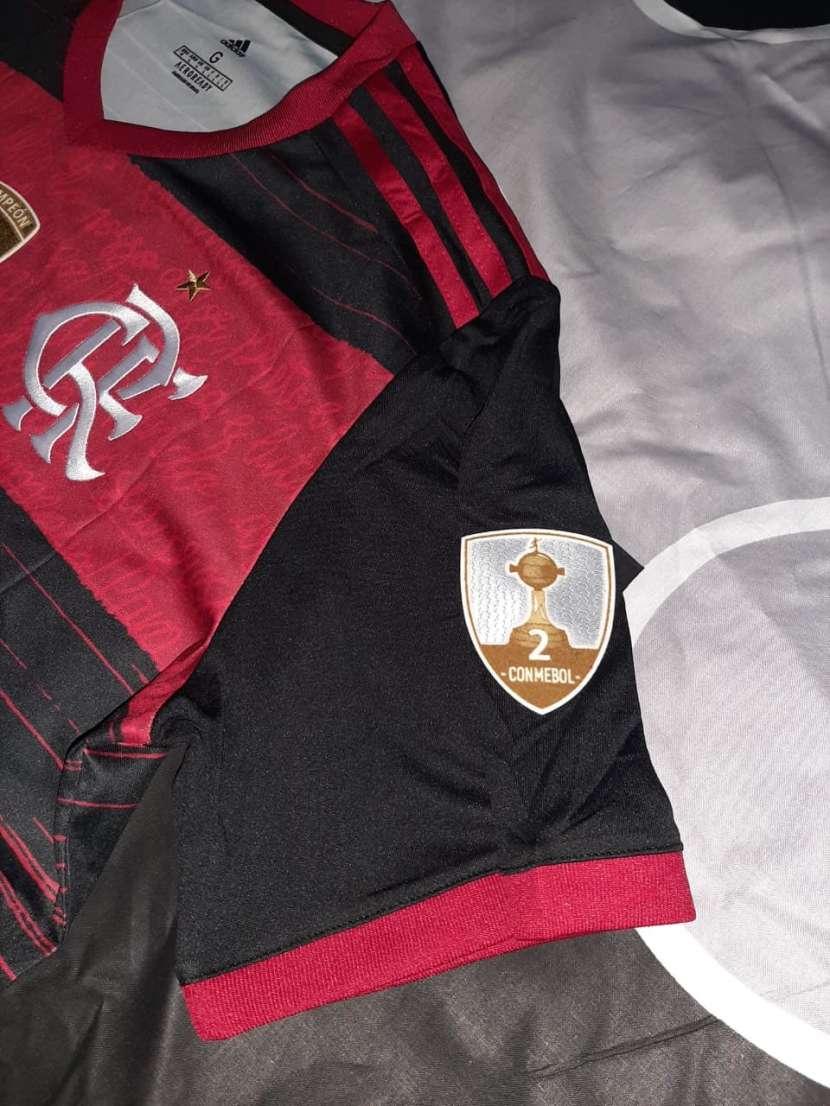 Camiseta Flamengo 2020 Nuevo Original - 2