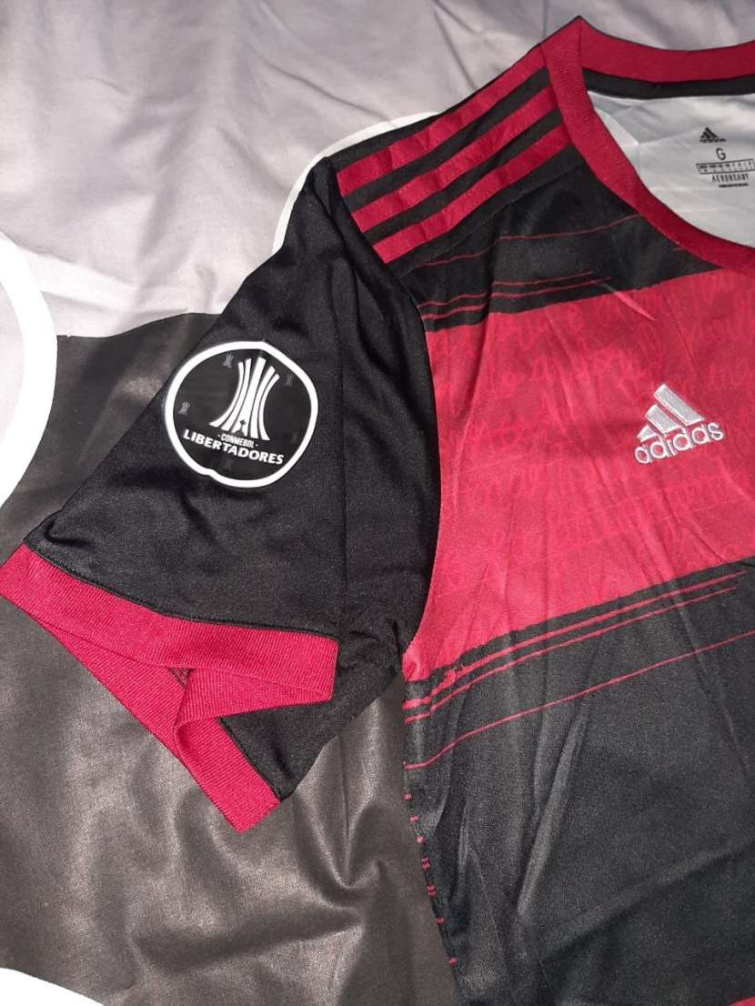 Camiseta Flamengo 2020 Nuevo Original - 3