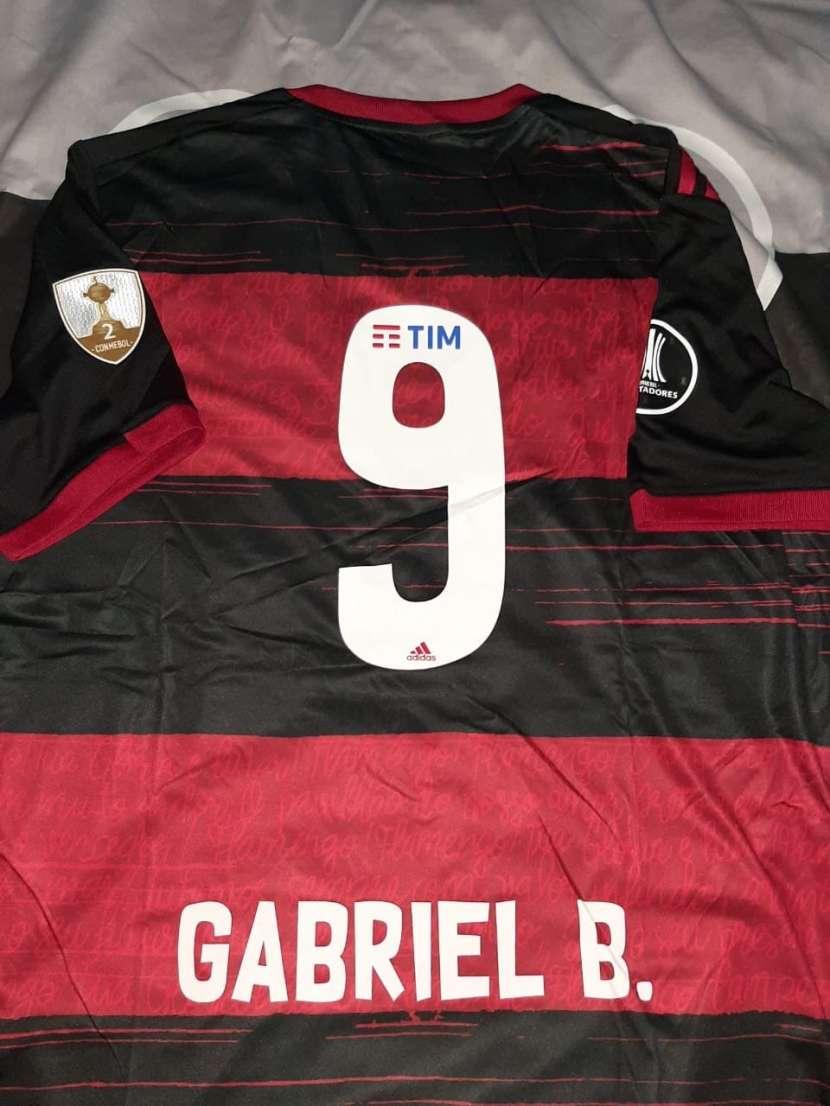 Camiseta Flamengo 2020 Nuevo Original - 4