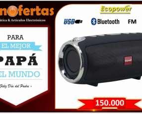 Radio bluetooth Ecopower