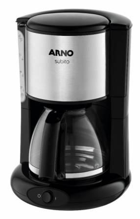 Cafetera eléctrica Arno CFS2 20 tazas 915W negro