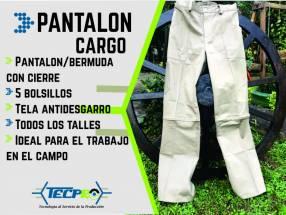 Pantalón/Short Cargo