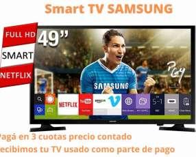 Smart TV SAMSUNG FHD 49