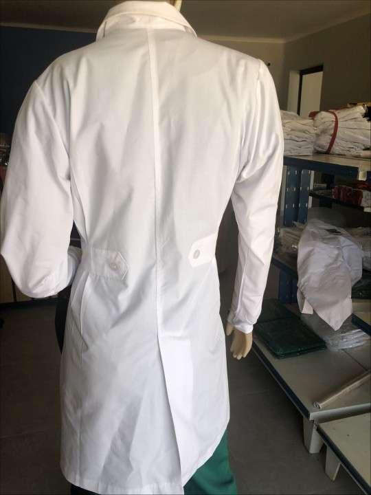 Guardapolvo, bata de laboratorio mangas largas y cortas - 2