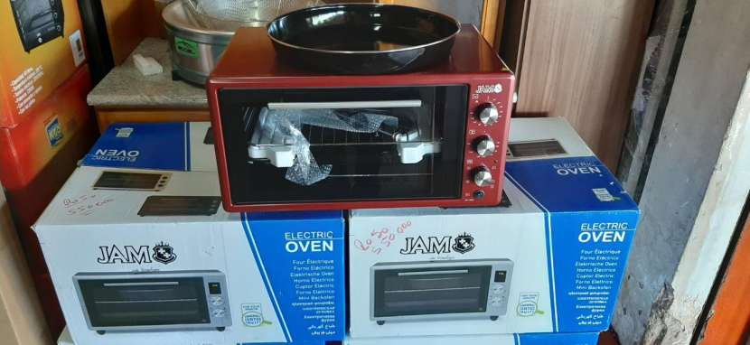 Horno eléctrico Jam Sirius 45 litros - 0