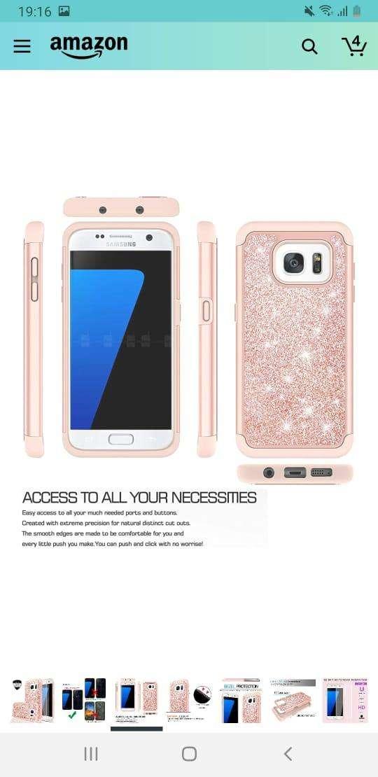 Case Samsung S7 edge - 1