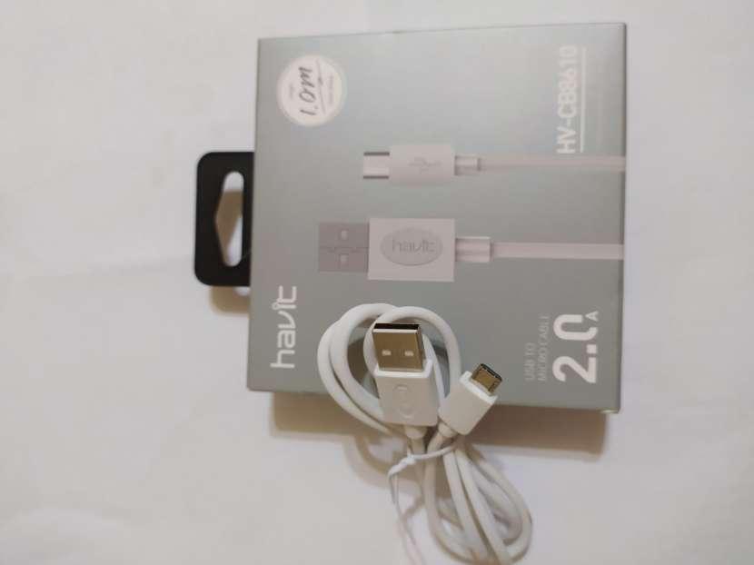 Cable micro USB para Samsung y otras marcas - 1