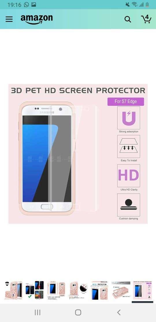 Case Samsung S7 edge - 2