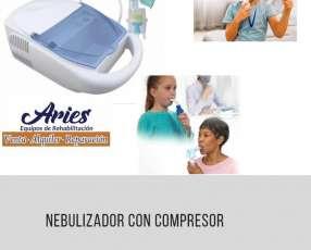 Nebulizador con Compresor en Paraguay