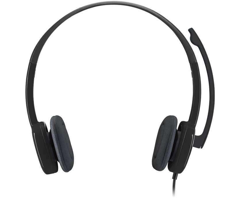 Auricular con micrófono Logitech H151 - 1